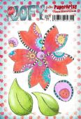PaperArtsy Mounted Rubber Stamp Set JOFY Collection 71 - JOFY71